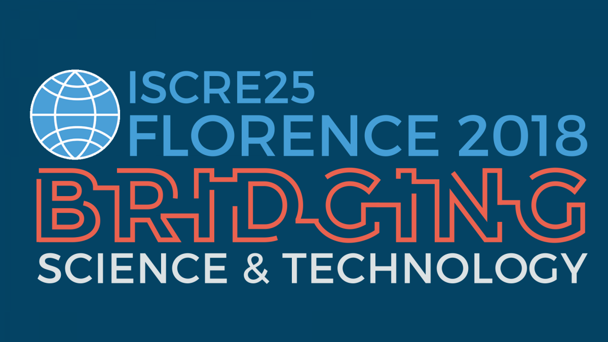 ISCRE 25: International Conference on Chemical Reaction Engineering