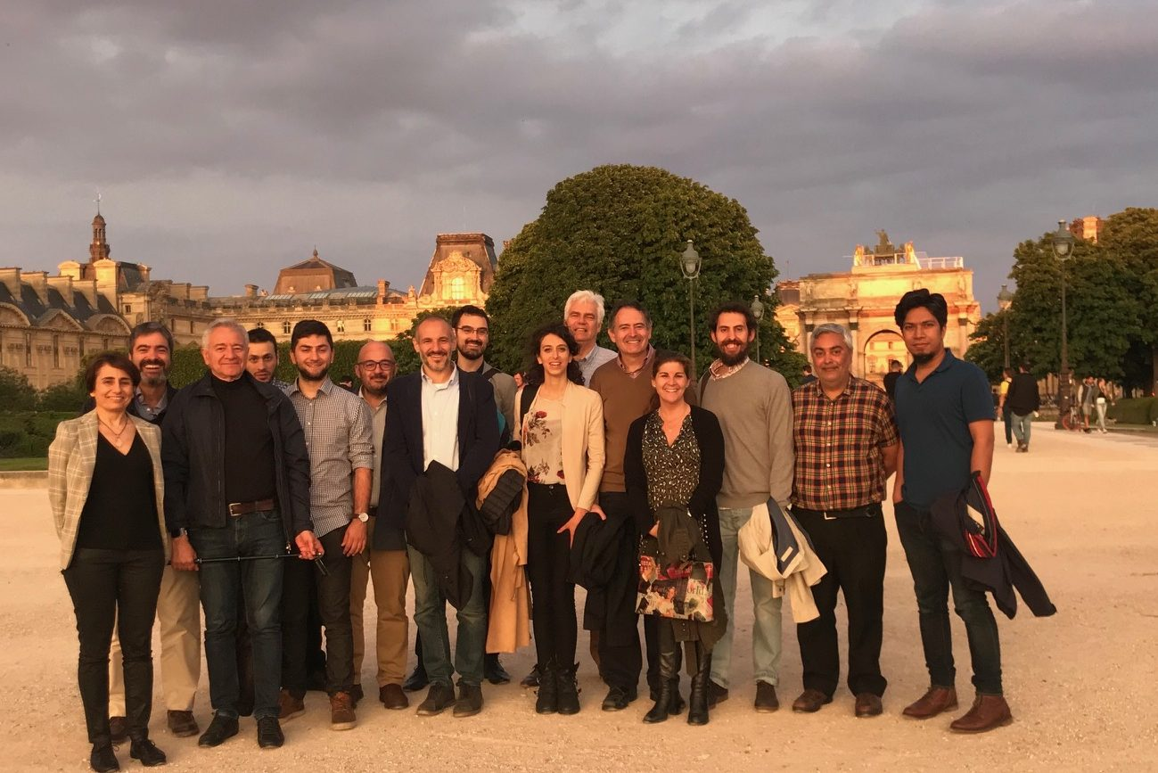 4th General Assembly of SOCRATCES - Paris