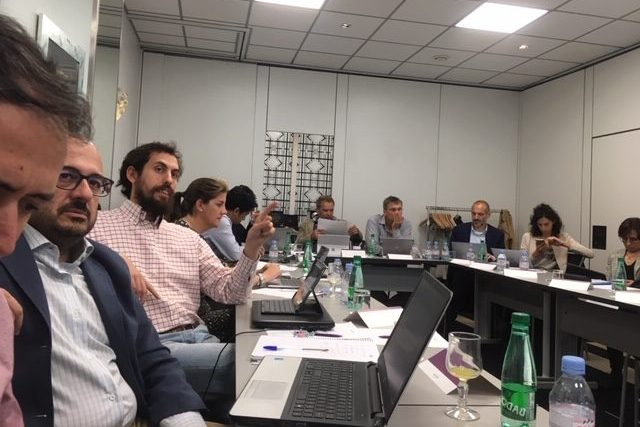 4th General Assembly of SOCRATCES - working session